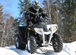 Image result for atv winter