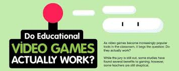 Videogame Statistics Education And Video Games Free Educational Articles Www Ankla1 Com