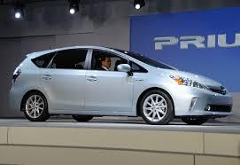 2012 Toyota Prius V Station Wagon/Minivan: Arrives This Fall
