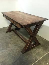 excellent desk farmhouse desk rustic desk x desk wolfcreekcarpentry throughout rustic desk for modern