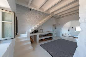 Home Design Greece Restored 17th Century Stone House In Greece With Modern