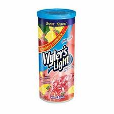 Wyler S Light Strawberry Lemonade Ingredients Upc 072392351015 Wylers Light Drink Mix Strawberry