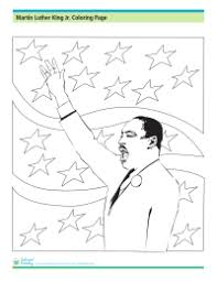 Small Picture Martin Luther King Jr Day Worksheets SchoolFamily