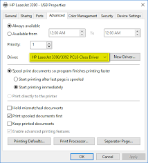 Please, ensure that the driver version totally corresponds to your os requirements in order to provide for its operational accuracy. Cannot Print With Laserjet 3390 Via Usb Connection On Window Hp Support Community 6370264
