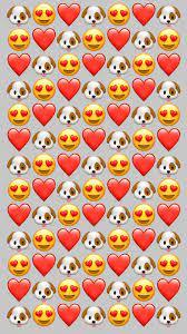 Emoji iPhone Wallpaper on WallpaperSafari