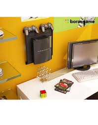 borangame ide game console vertical wall mount black