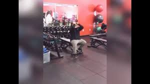 Schoolboy Q Catches His Homies Flirting & Lifts Heavy At The Gym