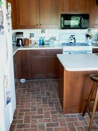 Brick Kitchen Floors Kitchen Brick Flooring News From Inglenook Tile
