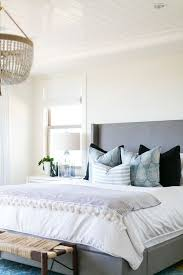 Estillo Project - Modern Coastal Master BedroomBECKI OWENS ...
