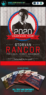Political Event Flyer Political Flyer Template Print Templates Flyers Corporate To Help