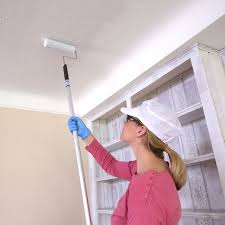 paint the ceiling first