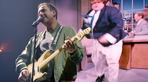 adam sandler s touching song remembering his late friend chris farley is absolutely a must watch