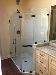 independence mo glass shower door installation