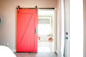 barn door for bathroom image of modern sliding barn door for bathroom barn door bathroom vanity