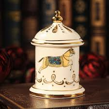 carousel toothpick holder european style ceramic toothpick box table toothpick pot leather cotton box holder ibrt8102