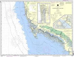 Noaa Nautical Charts For Sale Details About Noaa Nautical Chart 11429 Chatham River To Clam Pass Naples Bay Everglades Harb