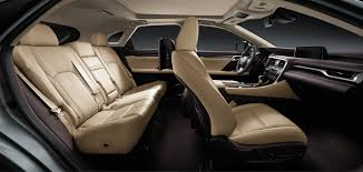 rx 450h with executive plus package in parchment semi aniline leather 1