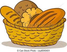 dinner rolls clip art. Simple Dinner Bread In A Basket  Csp6045401 To Dinner Rolls Clip Art E