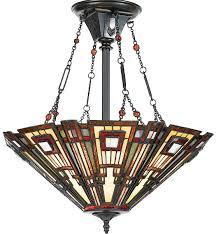 prairie craftsman style lighting design