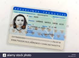 Stock 48416315 Photo Identity Card Alamy -