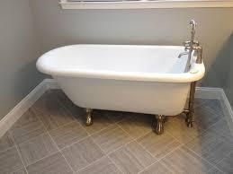 appealing vintage clawfoot tub shower kit