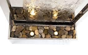 Cascate Da Giardino In Pietra Prezzi : Cascata gigante a parete d acqua in acciaio inossidabile m