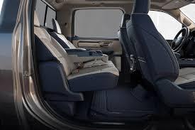 2019 ram 1500 reclining rear seat