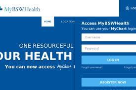 Health Mychart Login Online Charts Collection