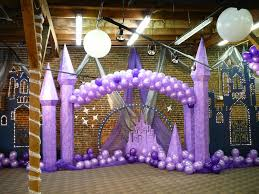 Princess Balloon Decoration In Balloon Decorations Party Favors Ideas