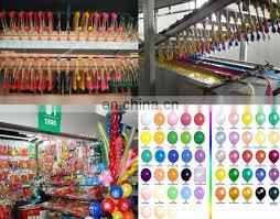 Helium Balloon Vending Machine Impressive Promotion Item Hot Air Latex Commercial Helium Balloon Vending