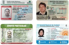 Autoridad Internacional Conducción Inglés Licencia Conducir A De Traducción Español -