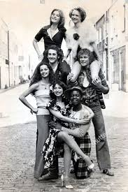 Dance Troupe Ruby Flipper Who Took Over Editorial Stock Photo ...