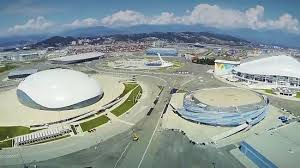 Достопримечательности Краснодарского края Обзор интересных мест  Олимпийский парк в Сочи