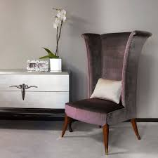 Wing Chairs For Living Room High Back Chairs For Living Room Home Design Ideas