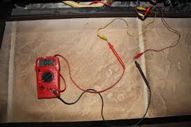 fireplace thermocouple test