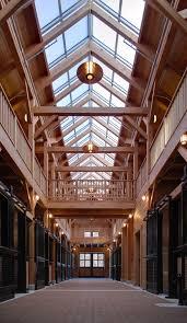 timber frame timber frame barns new energy works my dream horse barn