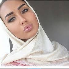 beautiful hijab makeup