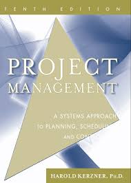 Cover Page For Project Cover Page Project Management A Systems Approach To Planning