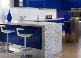 Unique Kitchen Countertop Modern Kitchen Countertops From Unusual Materials 30 Ideas