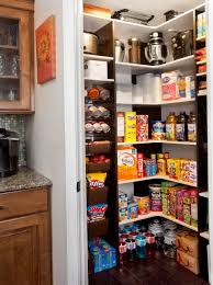 Kitchen Closet Shelving Shelving For Pantry Closet Home Design Ideas