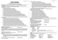 Resume Format 2 Pages Sarahepps Com