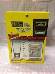 Breathalyzer Vending Machine Business Plan Custom BREATHALYZER VENDING MACHINE 4848 PicClick