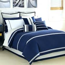 navy blue and white comforter sets bedding designs regarding king