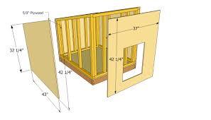 Homemade Dog House Designs Simple Diy Dog House Plans Dog House Plans Large Dog