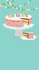 Free Save The Date Birthday Templates Free Birthday Party Save The Date Invitations Evite