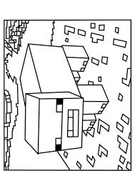 Small Picture Coloring Pages Best Minecraft Pig And Sheep Coloring Pages Free