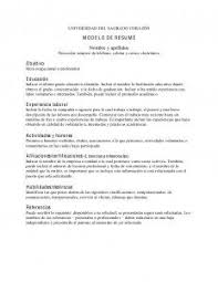 Download Modelos De Resume