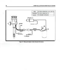 hei tach wiring auto electrical wiring diagram pro comp ignition wiring diagram