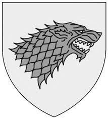 Resultado de imagem para simbolo da casa stark