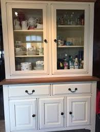 Small Picture Kitchen Dressers Oak Solid Wood and White Dressers The